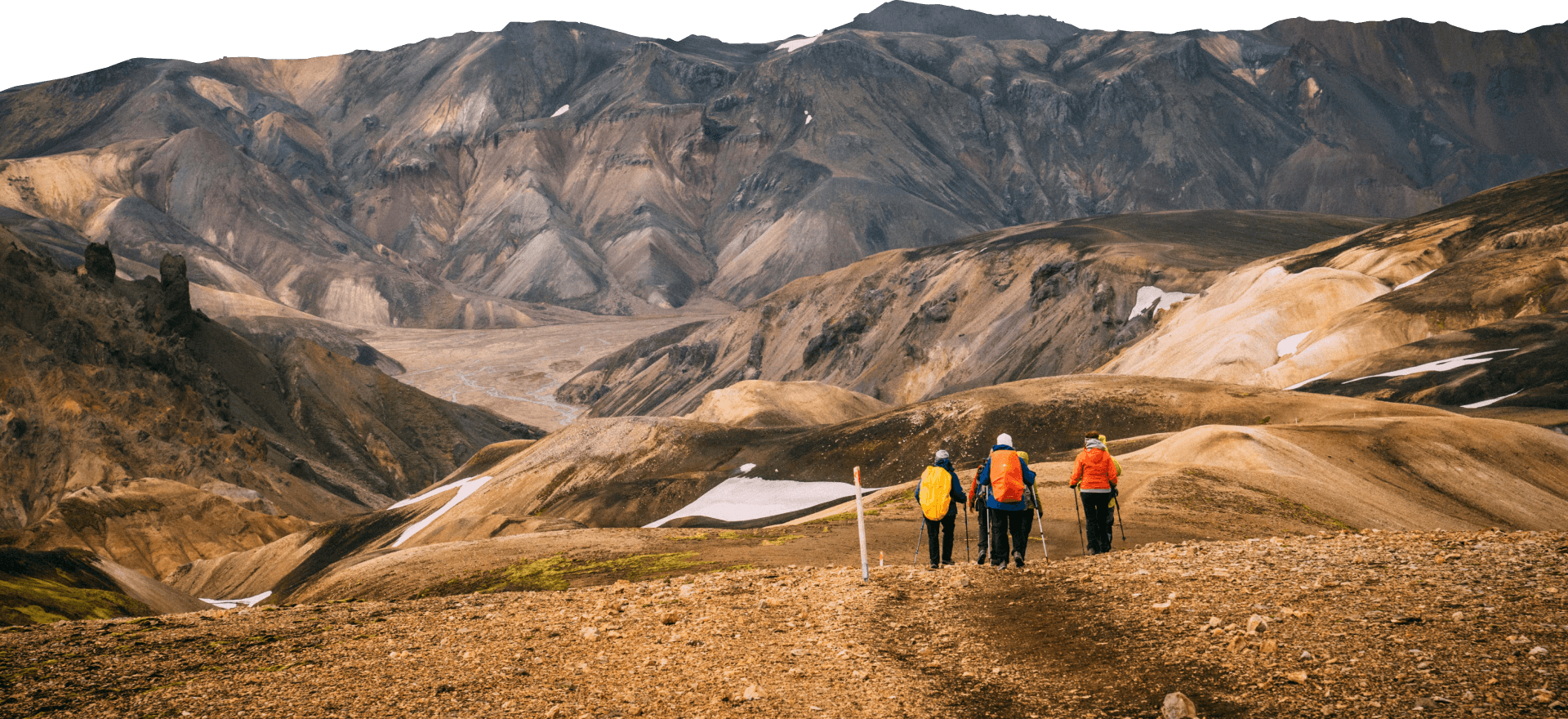 Hiking in the Landmannalaugar Valley is nothing short of extraordinary.