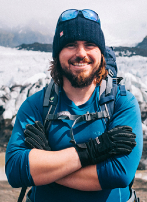 Alberto is the second guide for this magnificent Iceland adventure.