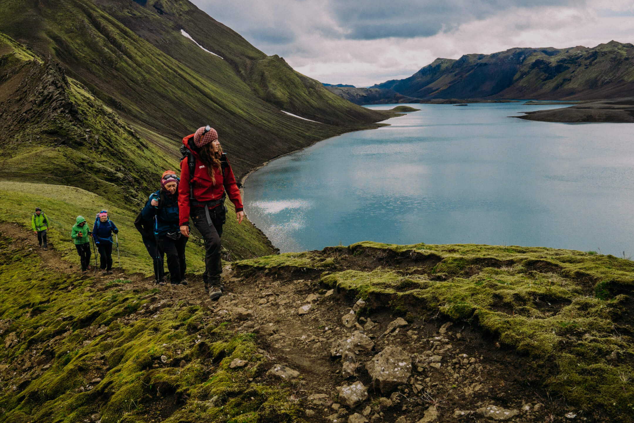 Hiking the Hidden Trails of Iceland