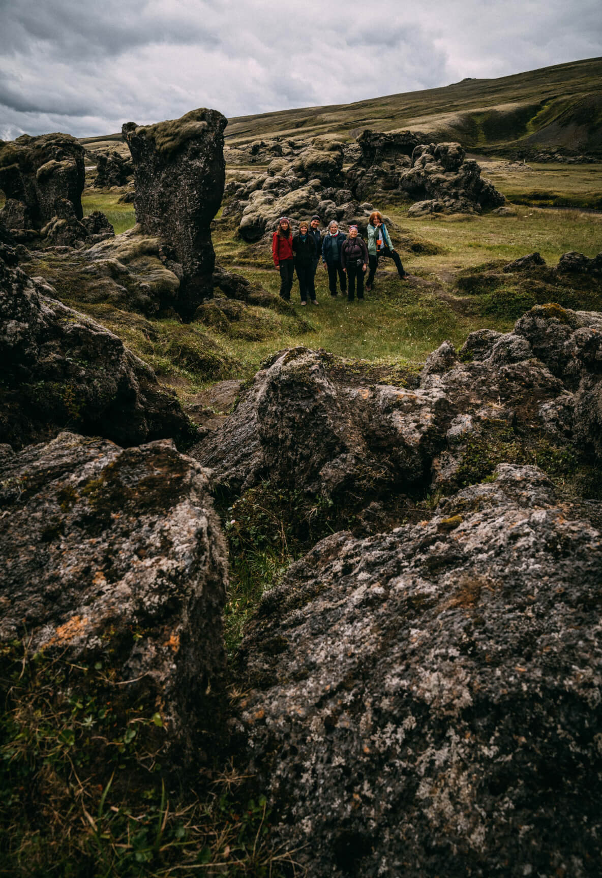 Skaelingar and its rocks is one of the most peculiar spots on this Iceland adventure.