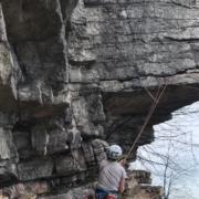 Gunks climbs