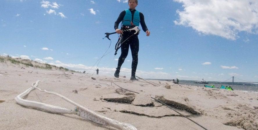 kiteboarding in nyc