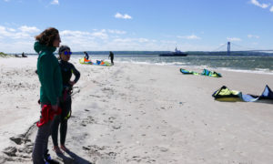 kiteboarding lessons in nyc