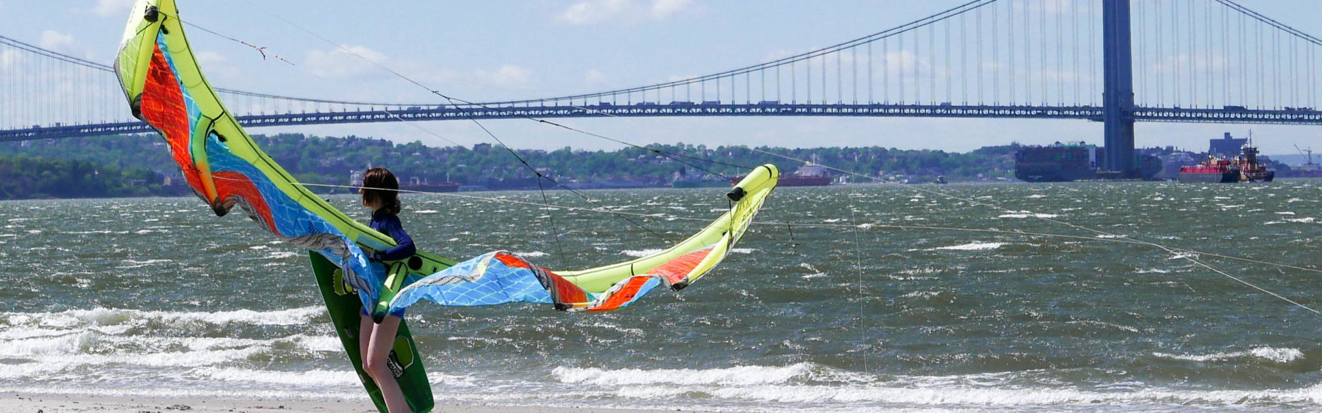 kiteboarding nyc