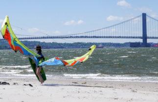 kiteboarding nyc