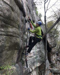 adirondacks climbing class
