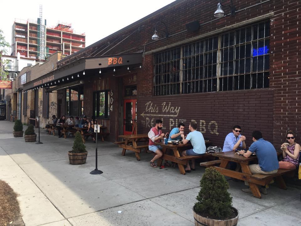Dinosaur Bar-B-Que in Brooklyn