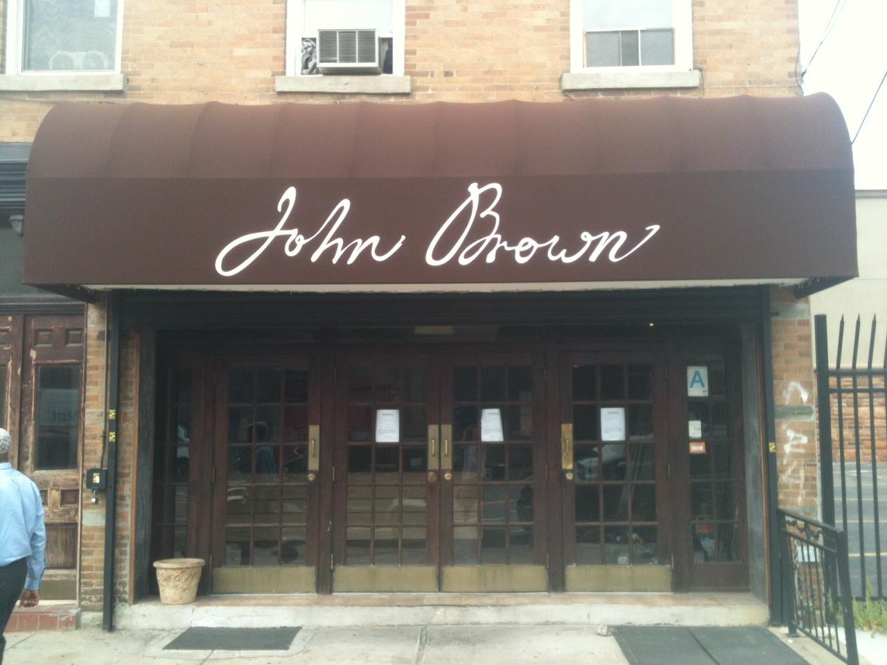 John Brown's Long Island City location.