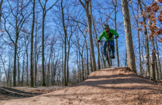 mountain biking in Staten Island
