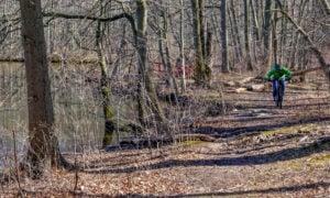 Staten Island MTB trail