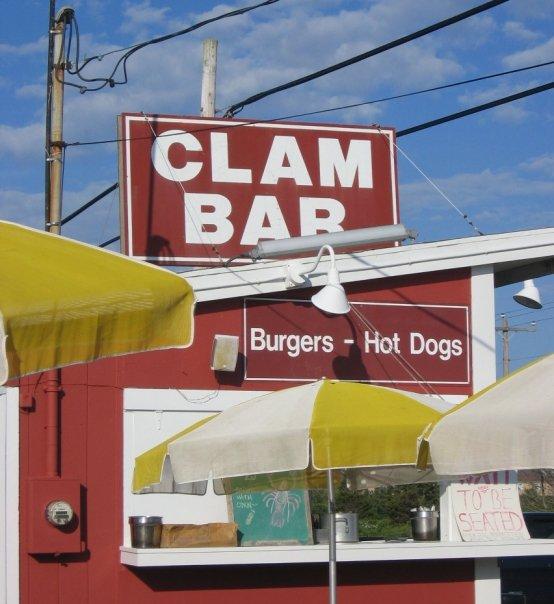 Clam Bar exterior . Photo by Clam Bar via Facebook