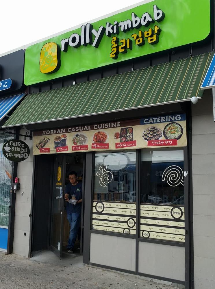 Rolly Kimbap's Exterior