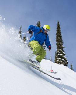 backcountry skiing selkirks