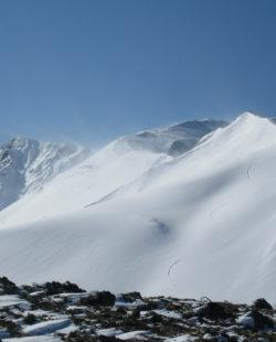 skiing hakuba japan