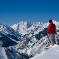 backcountry skiing crested butte