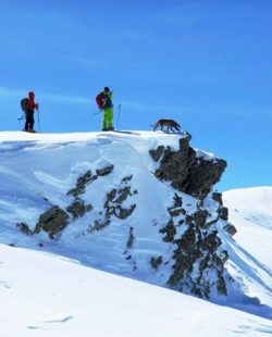 backcountry skiing kosovo