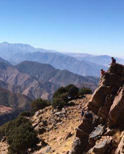 morocco rock climbing