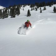 backcountry skiing monarch pass