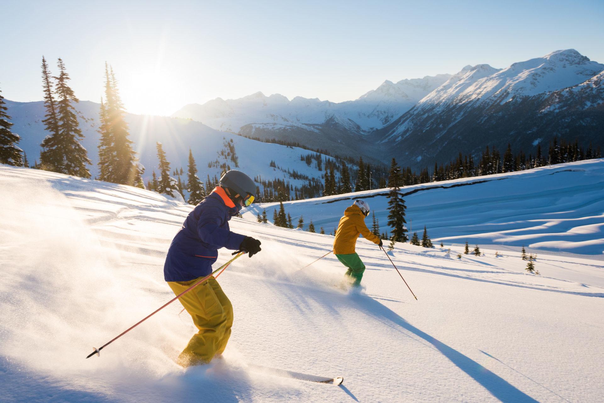 backcountry skiing canada