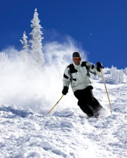 wasatch backcountry skiing routes