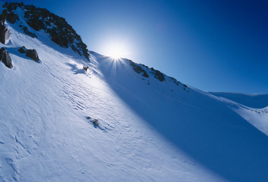 Berthoud Pass skiing
