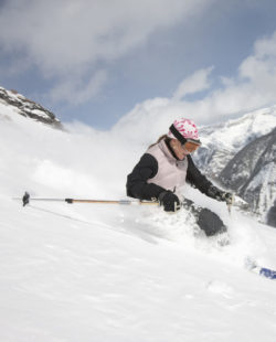 colorado crested butte skiing