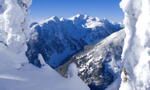 Epic Rocky Mountain snow