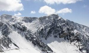 Beautiful view from Snowbird