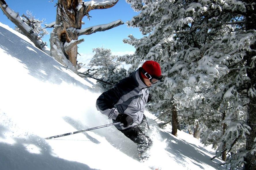 Utah backcountry skiing