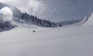 Big skiing for big skiers