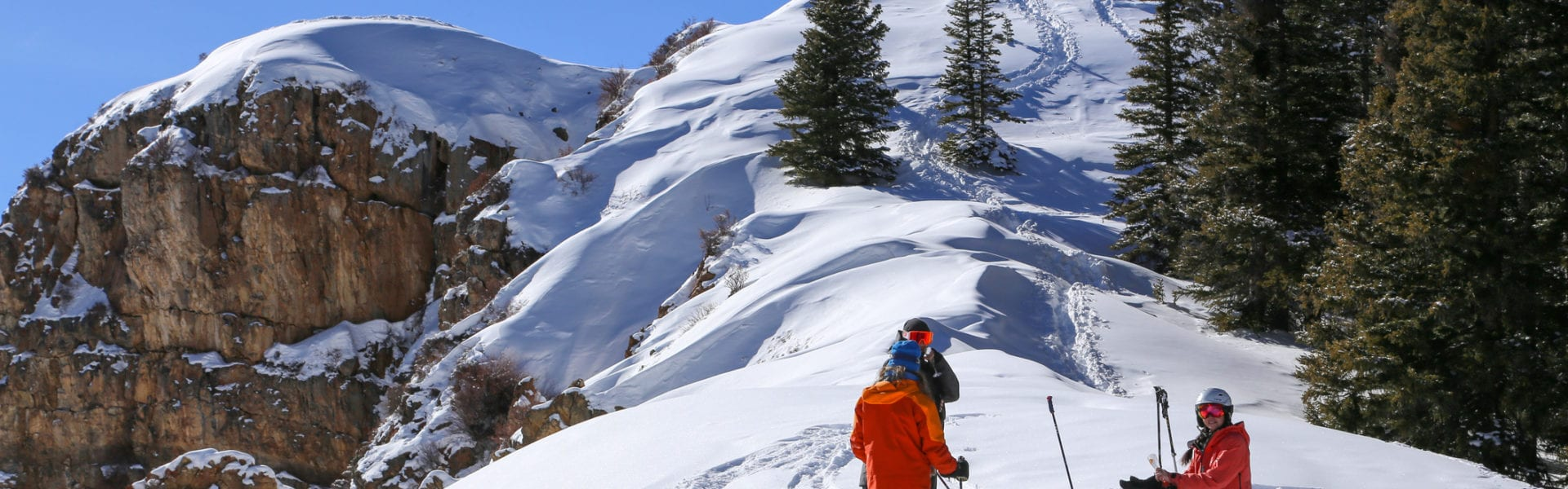 Aspen backcountry skiing