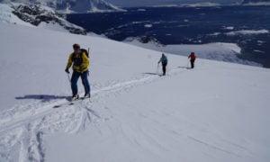 Antarctica Skiing Trip
