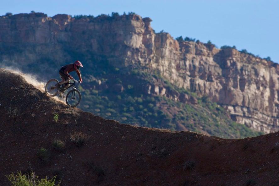 MTB trails in Utah