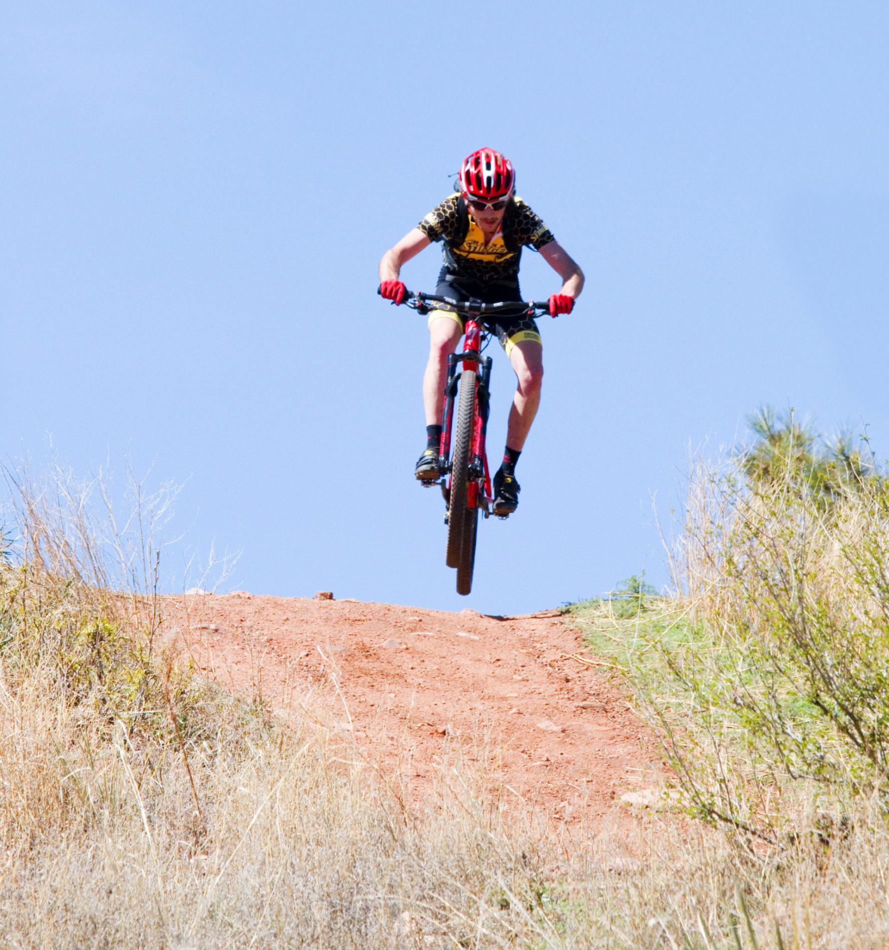 More riding in colorado springs mountain biking
