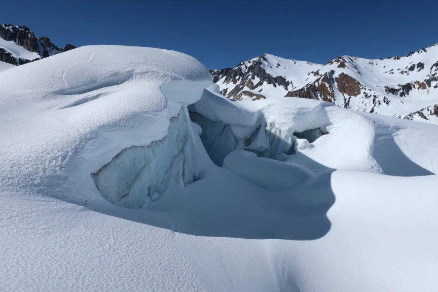Fairy Meadows glacier