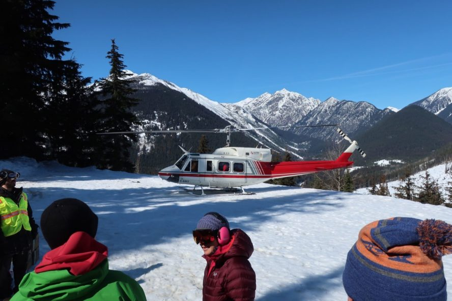 fairy meadows backcountry skiing