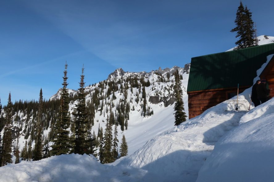 Fairy Meadows hut