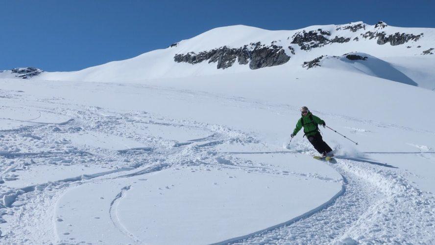 Fairy Meadows skiing trip