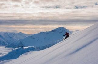 Whistler BC skiing