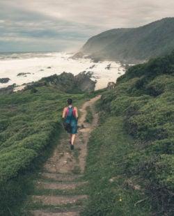 Otter Trail hiking
