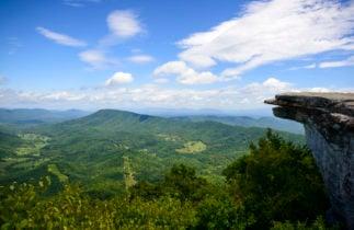 Hiking the Triple Crown of Virginia