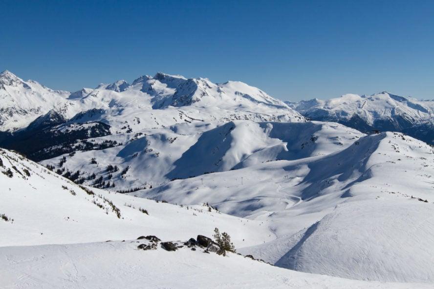 Whistler Blackcomb ski