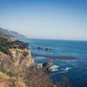 Hiking trails at Big Sur
