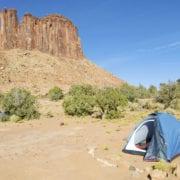 Indian Creek Camping