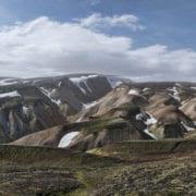 Laugavegur Trail hiking