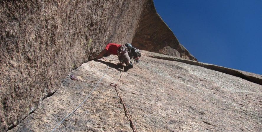 South Platte climbing