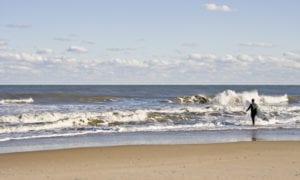 Cape Hatteras surfing