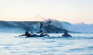 Encinitas surfing