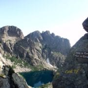 GR20 hiking