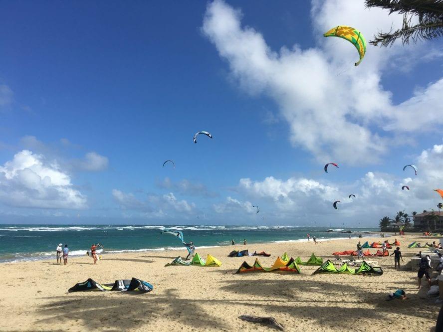 Kite Beach, Dominican Republic